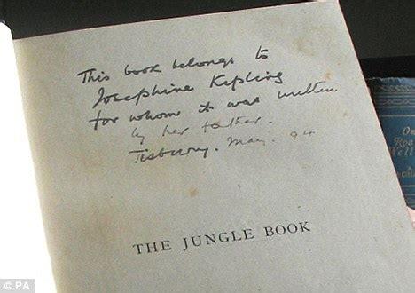 Tragic Story Behind Kiplings Jungle Bookmes Out