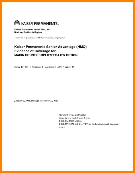 kaiser permanente resume format templates kaiser doctors note template resume format