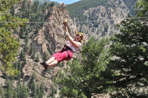 steamboat zipline coupon ava colorado rafting zipline colorado