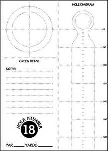 golf yardage book template yardcard 80 pack yardcard