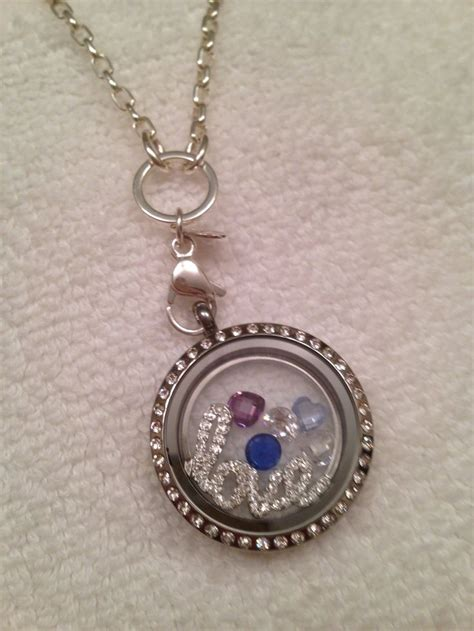 Origami Owl Pendants - origami owl necklace wish list