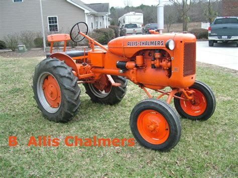 allis chalmers model c tractor wiring diagram allis