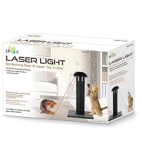 laser light cat laser light scratching post for cats 8089812 hsn