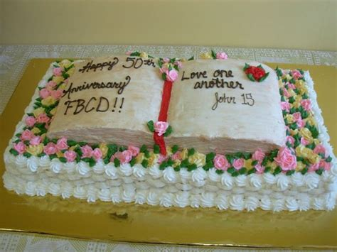 50th Birthday Party Ideas Decorations Church Anniversary Cake Ideas And Designs