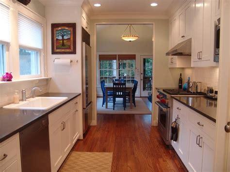 galley kitchen ideas decatur bungalow new galley kitchen