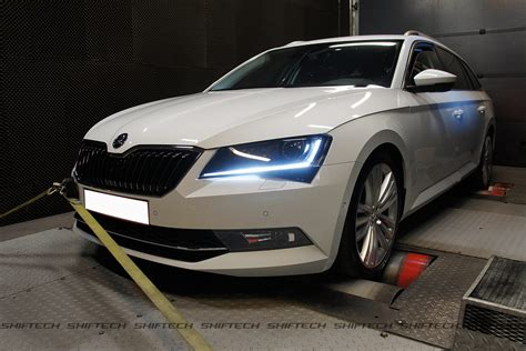 Skoda And Audi by Is A Tuned Skoda Superb With 353 Hp As Cool As The Audi S4