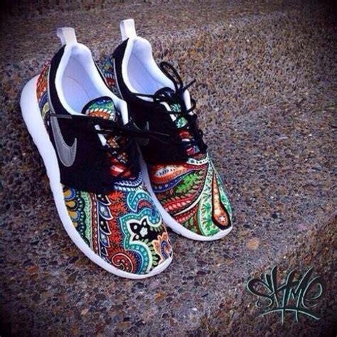 paisley pattern house shoes shoes nike roshi runs trainers nike sneakers roshe
