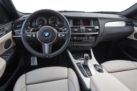 Bmw X4 Interior Photos by New 2016 Bmw X4 M40i Unveiled Becomes Top X4