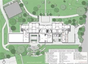 Sound Academy Floor Plan by Shenley Academy Cullinan Studio
