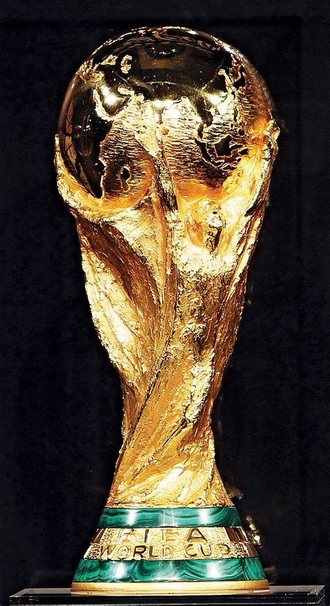 the world cup world cup trophy
