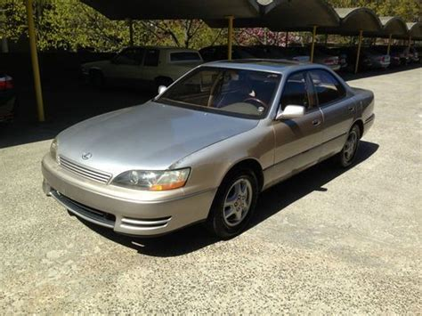 service manual 1996 lexus es remove hvac controls 1996 lexus es 300 base details newark nj