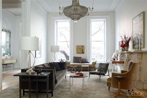 brooklyn living room favorite elle decor rooms of 2013 by professionals