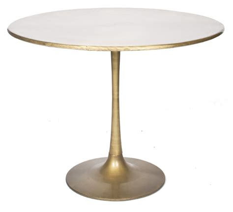 gold tulip table ooh  design center