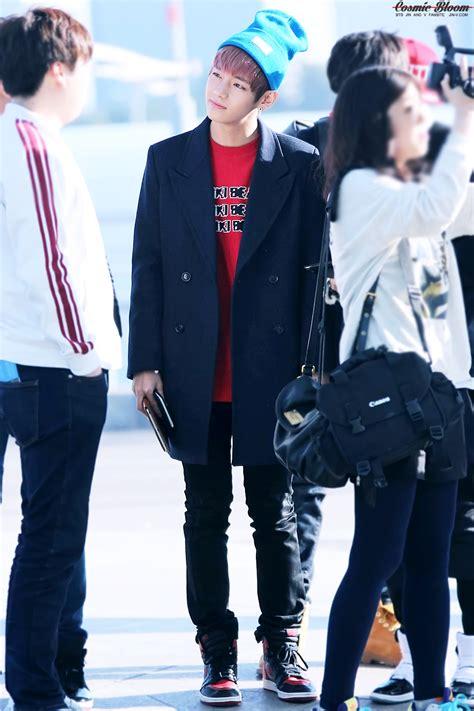 bts airport fashion bts suga navy