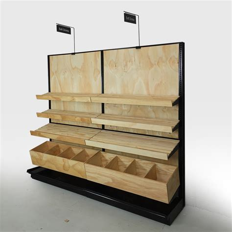 Store Shelves And Racks Bakery Display Shelves Wood Store Fixtures