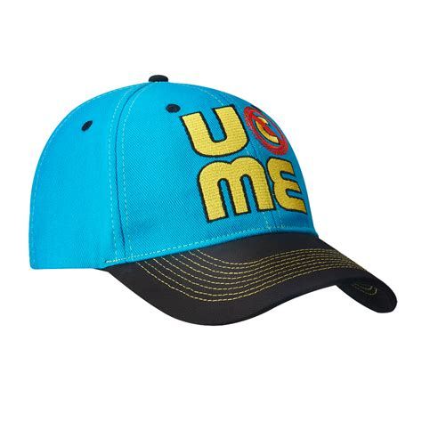 cena quot throwback quot baseball hat