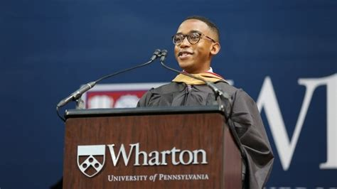 Wharton Mba Class Of 2017 Commencement Date by Wharton Grad Brings The House