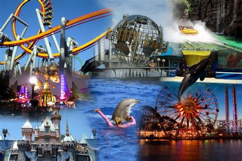 theme park los angeles the angels have a city los angeles travel in style