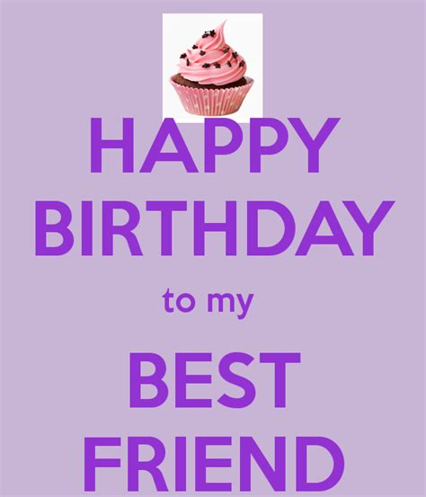Happy Birthday To My Quotes Happy Birthday Best Friend Quotes Quotesgram