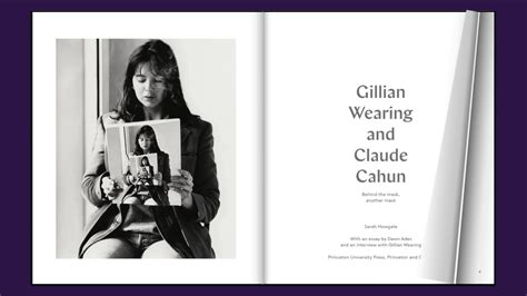 gillian wearing and claude 1855147505 gillian wearing and claude cahun behind the mask another mask by sarah howgate youtube