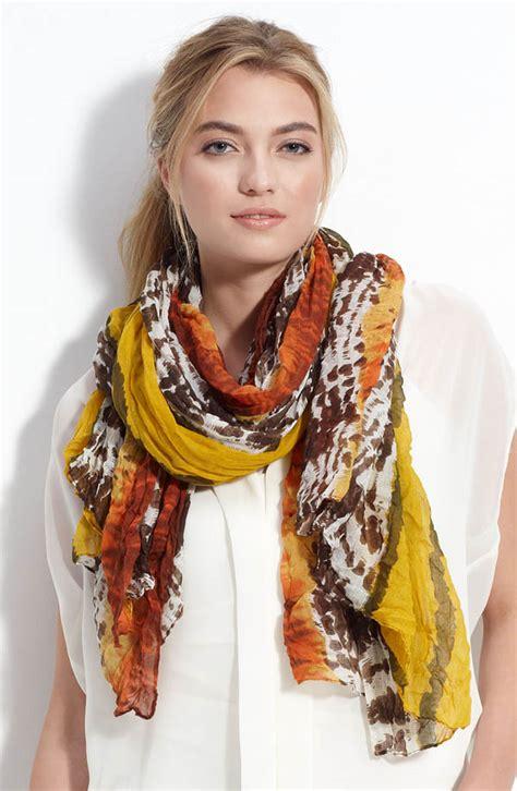 theodora callum aztec blanket scarf accessories trends