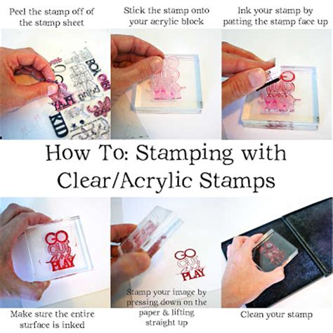 how to clean acrylic inky fingers how to acrylic sts clear sts