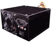 Sturdy Psa Power Supply 480w sunbeam casegears black steel 480w power supply