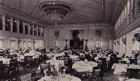 Titanic Dining Room the dressed up cottage come back
