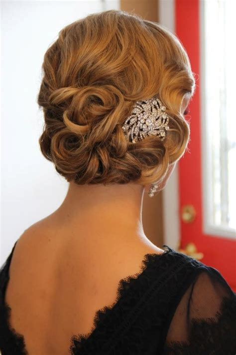 great gatsby hairstyles for women google search hair great gatsby prom hair google search