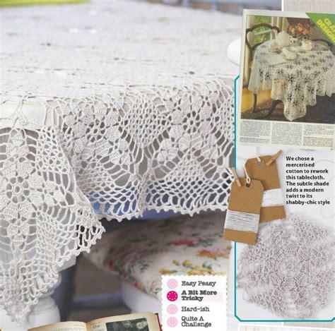 Crochet Tablecloths Crochet Kingdom 19 Free Crochet crochet free pattern tablecloth dancox for