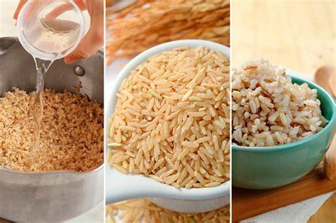 arroz integral como cocinar c 243 mo cocinar arroz integral de maneras f 225 ciles y
