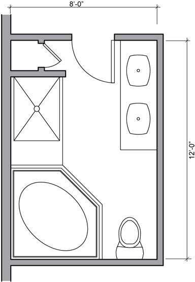6 x 12 bathroom floor plans 12 x bathroom floor plan trend home design and decor