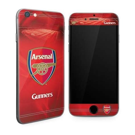 Cannon Arsenal Iphone 6 6s Custom football gifts store