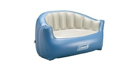 coleman inflatable loveseat coleman loveseat