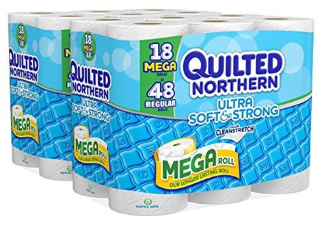 Quilted Northern 36 Jumbo Rolls by