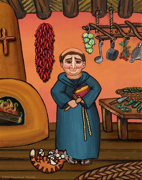 spanish story of art 0714856622 san pascual and vigas painting by victoria de almeida