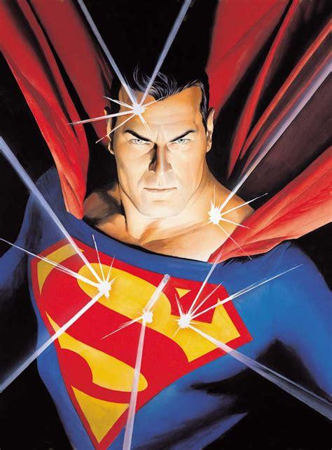 Kaos Superman Logo Alex Ross alex ross quot mythology superman quot 2005 courtesy of the artist superman 169 dc comics used
