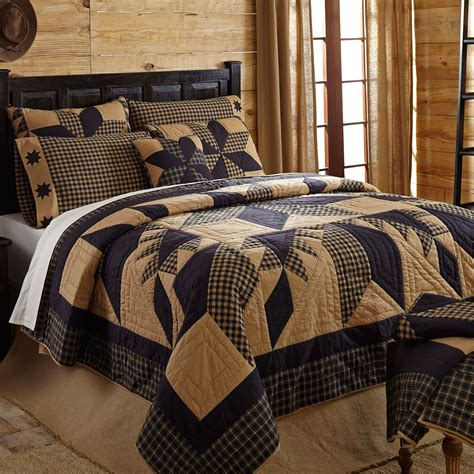 quilted comforters country home decor this just in dakota star quilted bedding