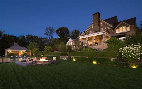 American House Tour by Tour 10 Country Estate Mansions Vintage American Home