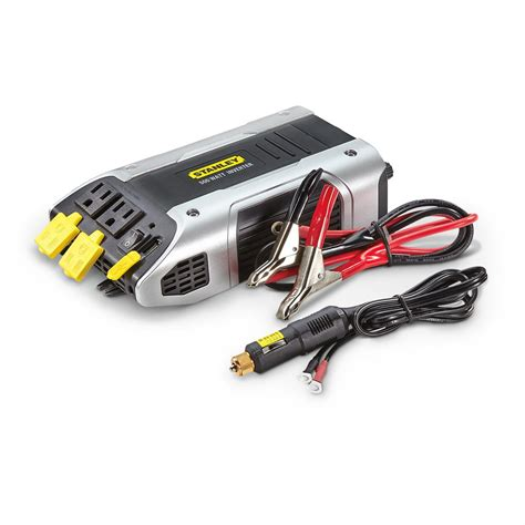 Power Bell 500 Watt stanley power inverter 500 watt 655438 power inverters at sportsman s guide