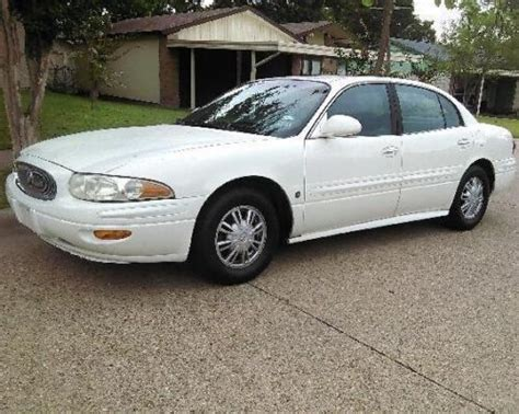 how can i learn about cars 2004 buick regal security system buy used 2004 buick lesabre custom sedan 4 door 3 8l in mesquite texas united states for us