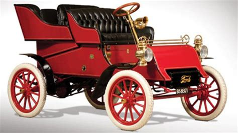 first car ever made by henry ford one of the first cars made by ford motor company heading