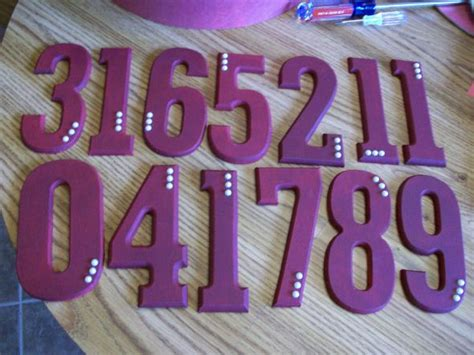 table number stands hobby lobby wooden table numbers weddingbee photo gallery