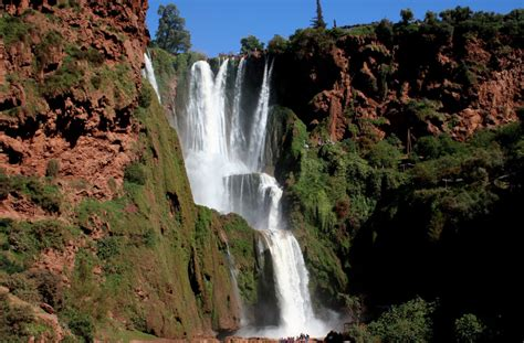 famous falls top 10 most beautiful famous waterfalls in africa how