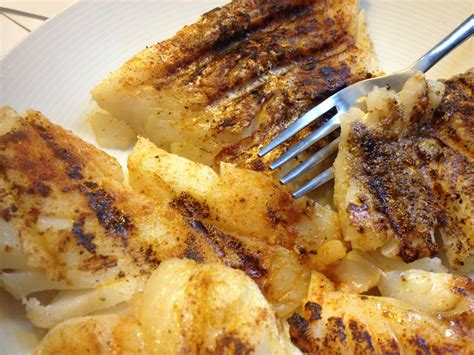 Recipe spicy grilled cod your spice of life
