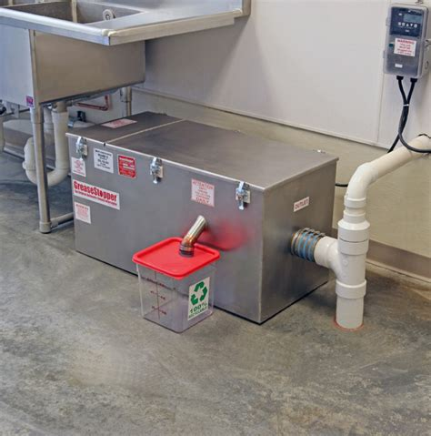 kitchen grease trap design what are some common grease trap problems