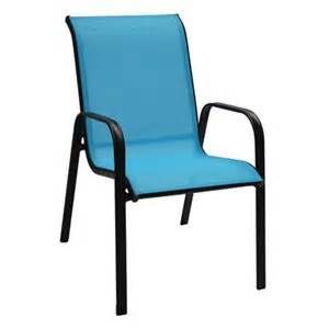 Blue Sling Patio Chair Sienna Sling Chairs Amp Table True Value