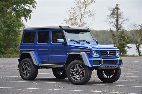 Mercedes 4x4 by Mercedes G550 4x4 Squared Review Top Tax Bracket Bruiser