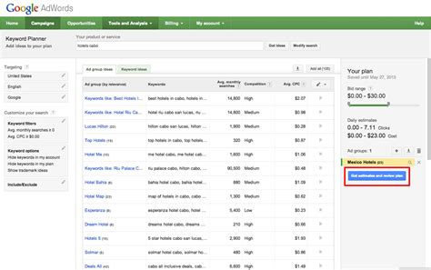 adsense keywords planner 3 new ppc tool updates you may have missed state of digital