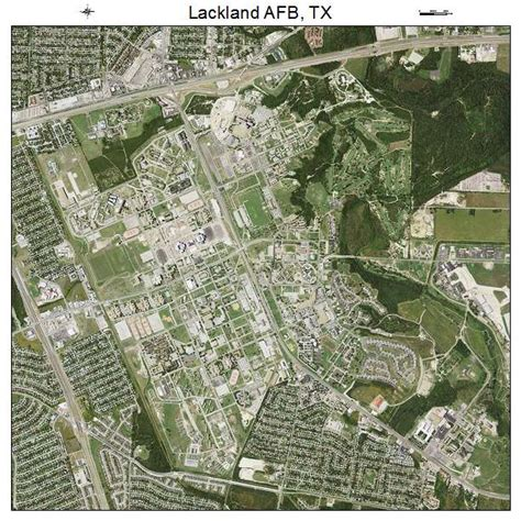 afb in texas map aerial photography map of lackland afb tx texas